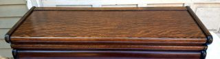 """Antique Oak Globe Wernicke Stacking Bookcase Top Section """" D """""""
