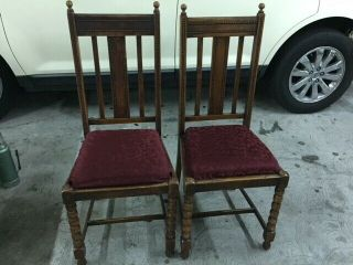 Spanish Revival Chairs