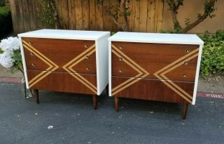 Night Stands Mcm Made By Bassett Furniture
