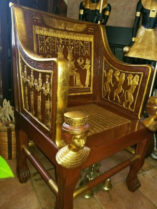 Indian Chair Gold