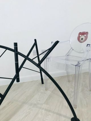 "Extremely Rare Philippe Starck "" Dole Melipone "" 1st Edition Dining Table"