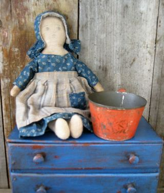 Early Antique Child