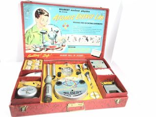 Ac Gilbert U - 238 Atomic Energy Lab 1950