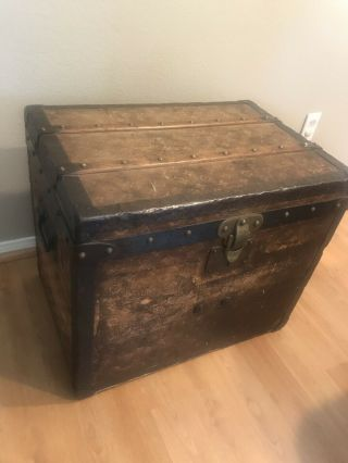 Louis Vuitton Vintage Trunk
