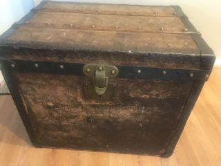 Louis Vuitton Vintage Trunk 6