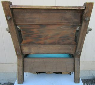 1930s Monterey Club Chair In Finish 3