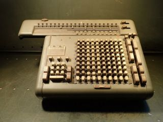 Friden Stw - 10 Fully Automatic Calculator: No Cord,  As - Is