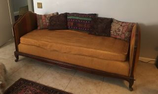 100 Authentic Antique 19 C.  French Country Daybed