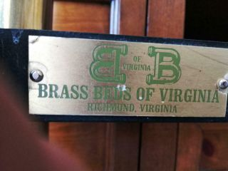 Brass Headboard And Footboard Brass Beds Of Virginia Logo Brass Beds Of Virgini
