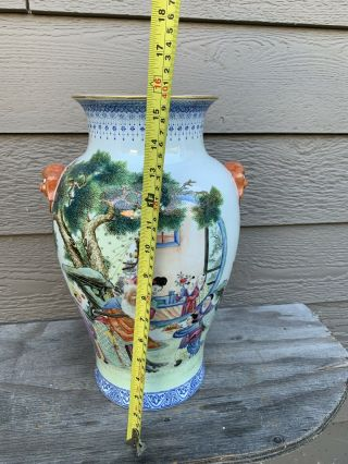 chinese antique porcelain Vase China Asian 11