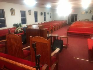 Church Pews and Furniture 2