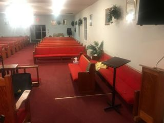 Church Pews and Furniture 4