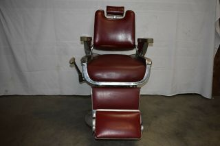 "Vintage Takara "" Belmont "" Barber Chair.  1960"
