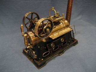 Doll 512/1 Overtype Steam Engine Model Ca.  1930