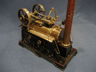 Doll 512/1 Overtype Steam Engine Model ca.  1930 3