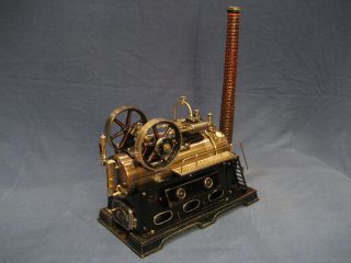 Doll 512/1 Overtype Steam Engine Model ca.  1930 5