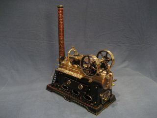 Doll 512/1 Overtype Steam Engine Model ca.  1930 6