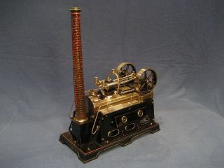 Doll 512/1 Overtype Steam Engine Model ca.  1930 8
