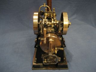 Doll 512/1 Overtype Steam Engine Model ca.  1930 9