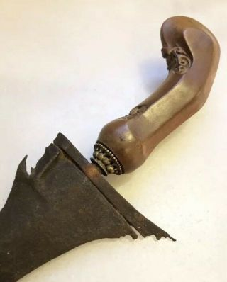 Indonesian Keris Sword Knife Dagger - Estate Find