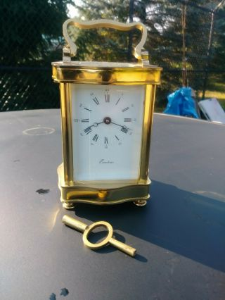 Le Epee 1889 French Carriage Clock