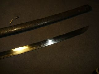Japanese WWll NLF officer ' s sword in type 44 mountings