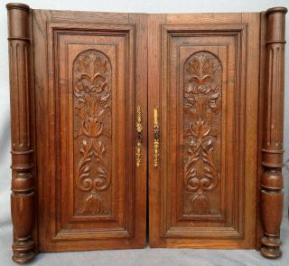 Antique French Furniture Doors Early 1900