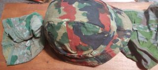 Swiss M - 18 Helmet With 3 Covers