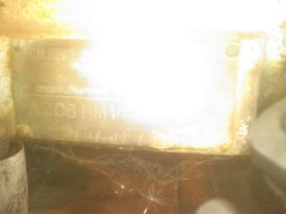 1934 PLYMOUTH Tractor Silver King,  Fate - Root - Heath Plymouth,  Ohio - RARE 8