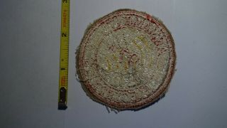 Extremely Rare 1950 ' s USAF 97th Armament & Electronics Patch.  RARE VARIANT 2