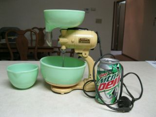 Sunbeam Mixmaster Jr.  Child
