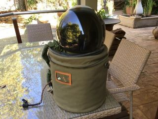 EFA High Altitude Flight Helmet - France 9