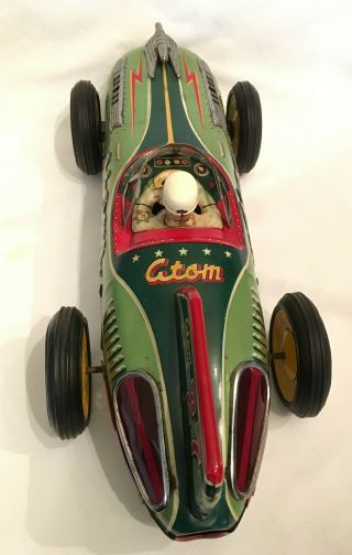 Yonezawa Atom 27 Friction Racer - to Near 2