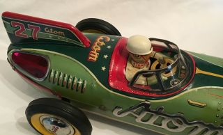 Yonezawa Atom 27 Friction Racer - to Near 7