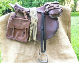 Museum Quality Us Cavalry 1936 Phillips Officer