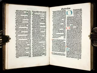 INCUNABLE 1483 Saint AUGUSTINE CONFESSIONS Catholic DIVINATION OF DEMONS Occult 5