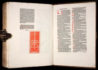 JENSON 1481 THOMAS AQUINAS on Sentences SACRAMENTS MARRIAGE Catholic INCUNABLE 11