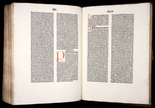 JENSON 1481 THOMAS AQUINAS on Sentences SACRAMENTS MARRIAGE Catholic INCUNABLE 6
