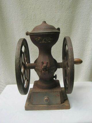 Antique,  Much Sought - After,  National Specialty Mfg.  Co. ,  Pa.  Usa,  Coffee Grinder