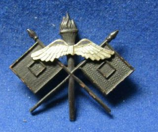 Wwi Air Service Signal Corps Officer Wings Insignia Rare