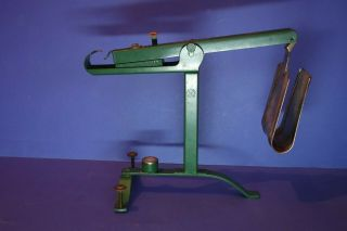 Antique Postal Scales Letter Scale Postage Balance Pese Lettre Briefwaage