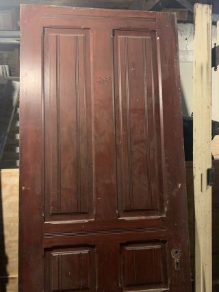 Antique Doors From An Old Victorian Built In 1905 6
