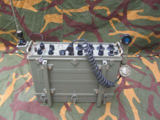 Military Hf Transceiver Rup15 (pd - 8)