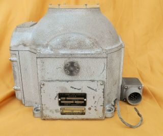 Ww2 Us Army Air Force Corp Usaf Bomber Norden C1 Bombsight Gyro Autopilot 1943