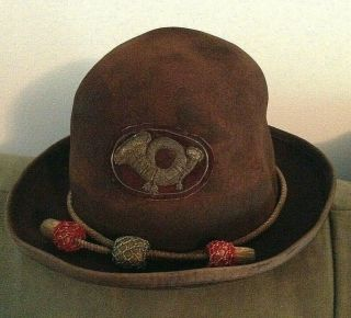 Extremely Rare Confederate Civil War Hat