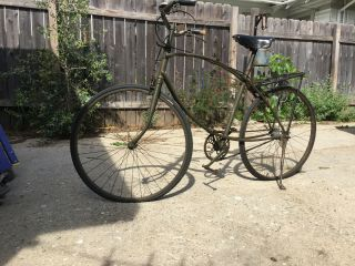 Bsa Wwii Paratrooper Bicycle,  Great