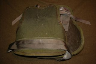 Vietnam Era Front And Back Body Armor Plates For Ground Troops