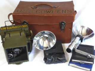 1944 Uss Cowpens Combat 45 Graphic Camera Outfit 18 - C - 235 Us Navy Cvl - 25 Ww2 Usn