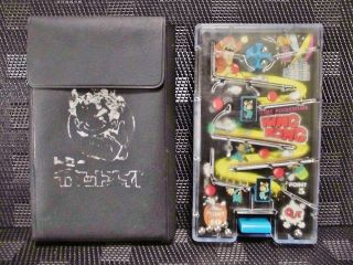 Ultra - Rare Tomy King Kong Game & Case Donkey Kong Pocket Mate Japan Vint.  Toys