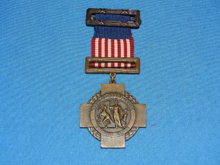 Wwi Medal Of Honor Legion 2nd Class,  Named: Gerald Ellis Cronin (c14)